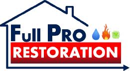 Full Pro Restoration Logo
